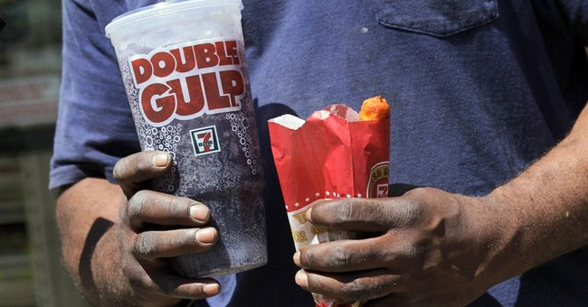 Drink up, NYC: Ban on big sodas canned