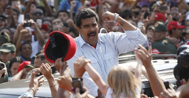 In socialist Venezuela, a threat from the left