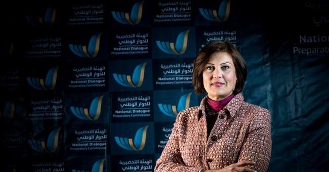 Prominent female activist killed in Libya