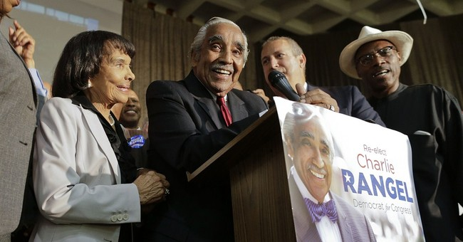 Rangel sews up NY primary win, opponent concedes