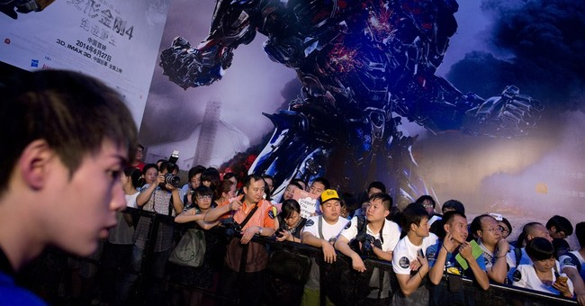 'Transformers' tries for delicate US-China balance