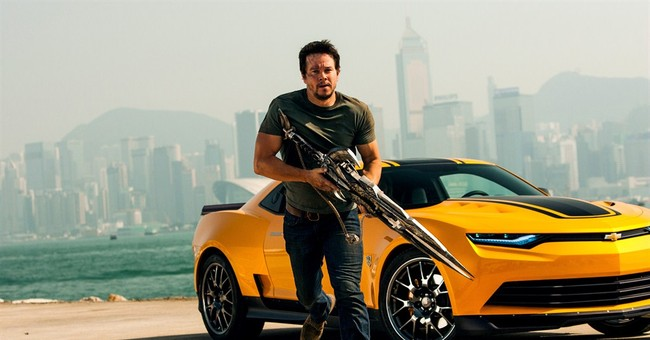 Review: 'Transformers' _ way, WAY more of the same