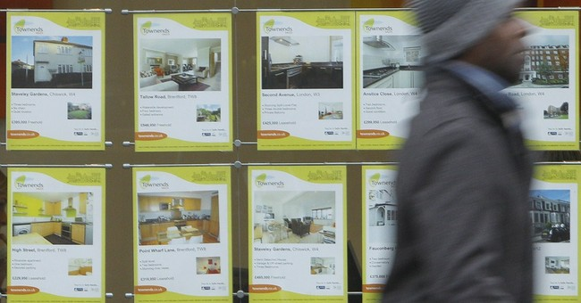 Threat of housing bubble pushes Britain to act