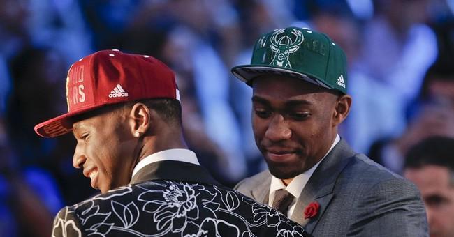 Wiggins is No. 1, Napier to Miami in NBA draft