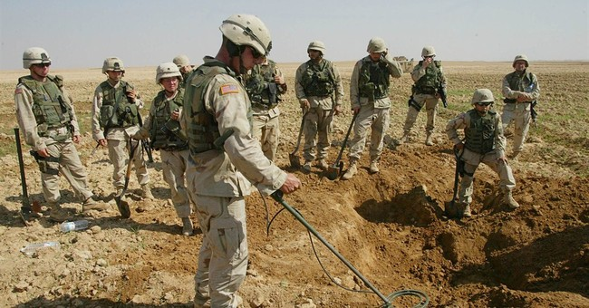 US plans to curb land mines, join global treaty