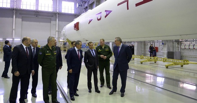 Launch of new Russian space rocket aborted