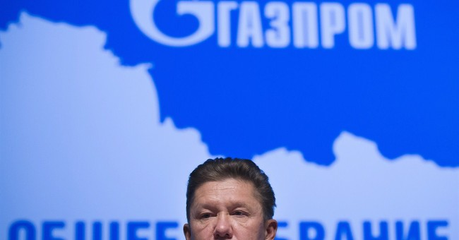 Russia warns Europe over re-selling gas to Ukraine