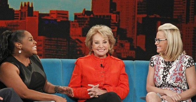 A not-uncommon 'View': Hosts exiting this show