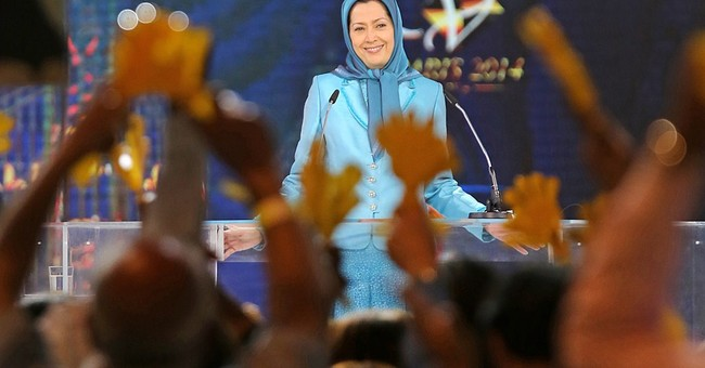 France lashes out at Iranian opposition group
