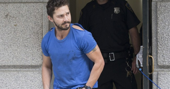 Publicist: Shia LaBeouf treated for alcoholism