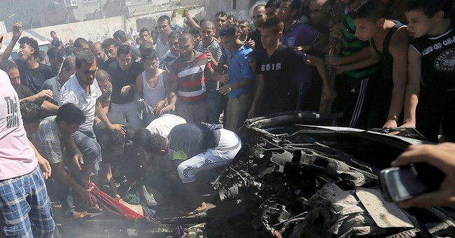 Militants killed in Israeli airstrike in Gaza