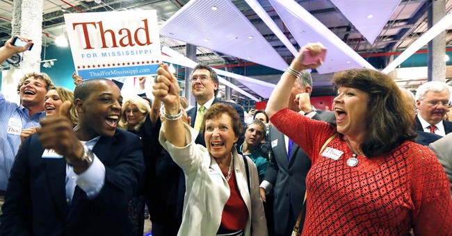 Minority voters flexing muscle after Cochran win