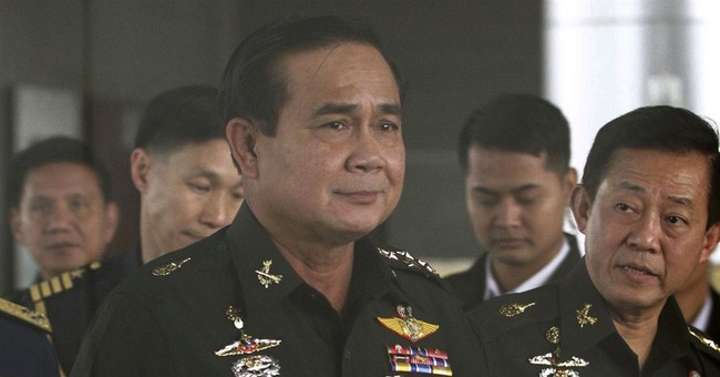 Junta expects next Thai elections in October 2015