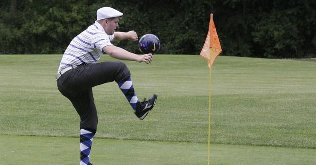 Soccer-golf hybrid sport gaining foothold in US