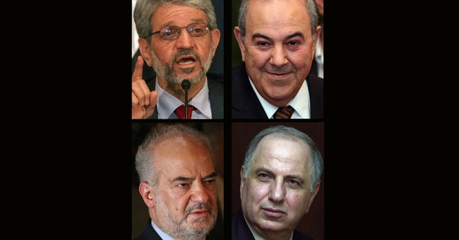A look at Iraq's key political players