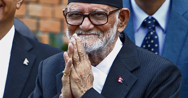 Nepal's prime minister suffering from lung cancer
