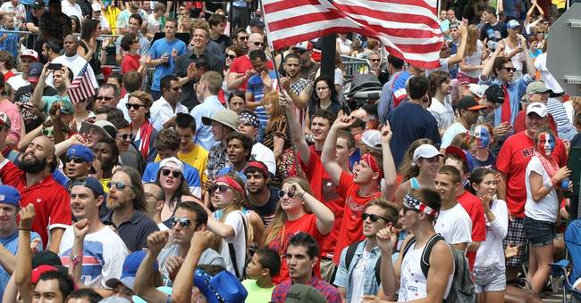 Soccer gets boost in US from young, informed fans