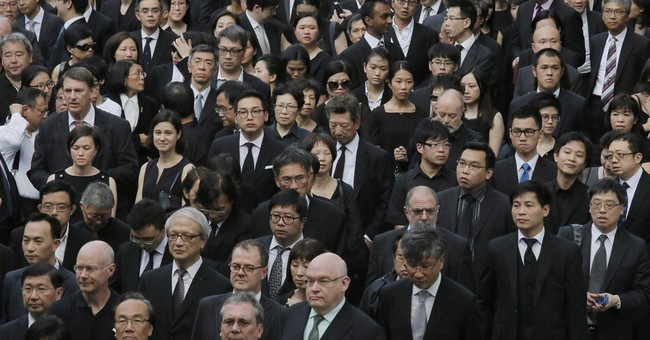 Beijing meddling with HK, protesting lawyers say