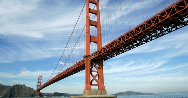 Golden Gate Bridge suicide barrier funding OK'd