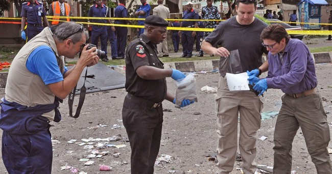 Nigerian intelligence agency: We warned malls