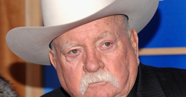 Wilford Brimley puts Wyoming ranch on market