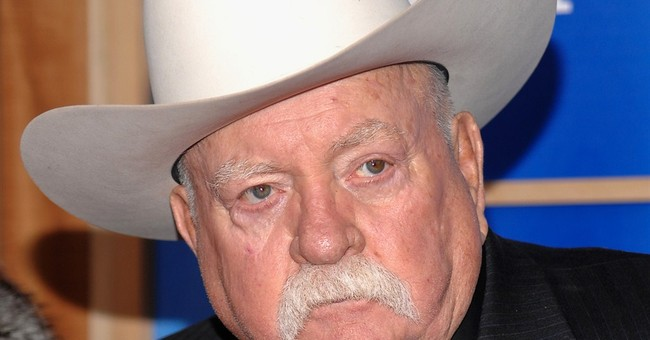 Wilford Brimley puts Wyoming ranch on market