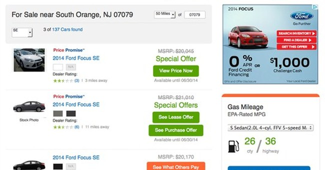 Web sites can take some hassle out of car-buying