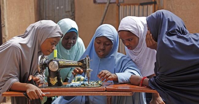 Nigeria girl among thousands of divorced children