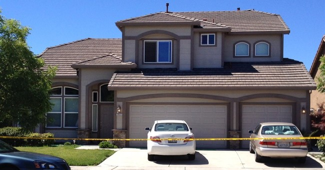 Police say family of 4 found dead in California