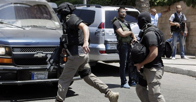Islamic State claims Lebanon suicide bombing