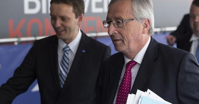 Juncker is new EU leader despite British wishes