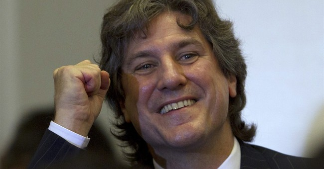 Argentina's vice president charged with bribery