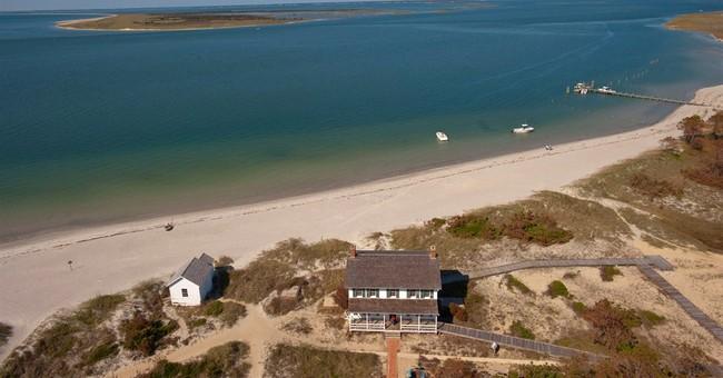 Feds decide against dredged sand on NC island