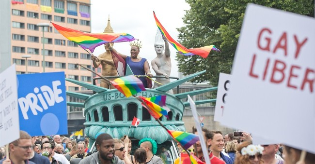 US takes gay rights global, despite unsure welcome