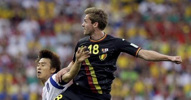 Belgium: One team, divided nation