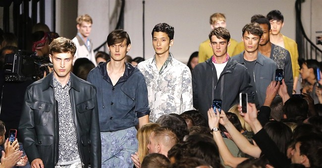 Unexpected turns befall Paris menswear shows
