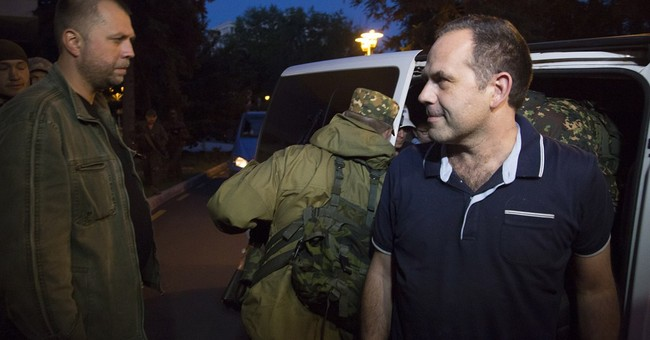Pro-Russian rebels free 4 OSCE observers