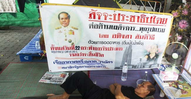 Clash of values mires Thailand in cycle of coups