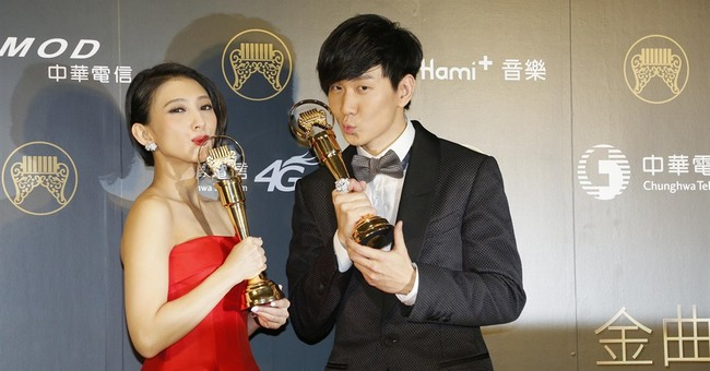 JJ Lin, Penny Tai claim top Golden Melody honors