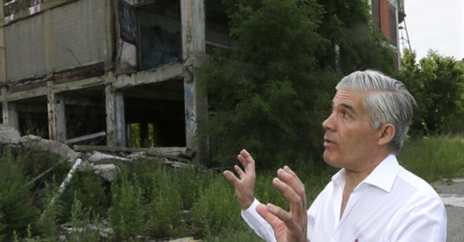 Peruvian developer ready to remake old car plant