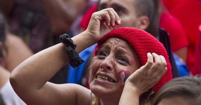 Costa Rica celebrates World Cup win over Greece