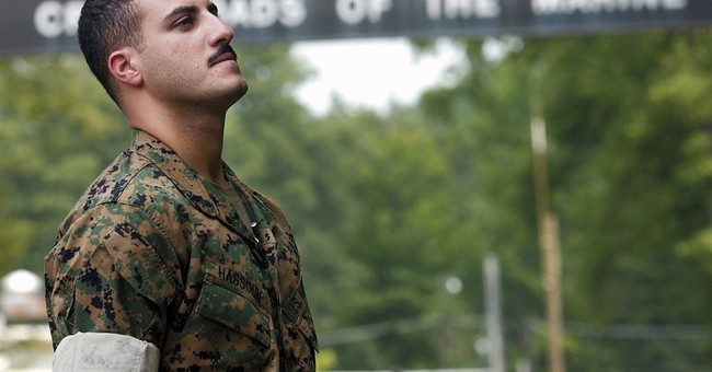 Marine accused of desertion back in US custody