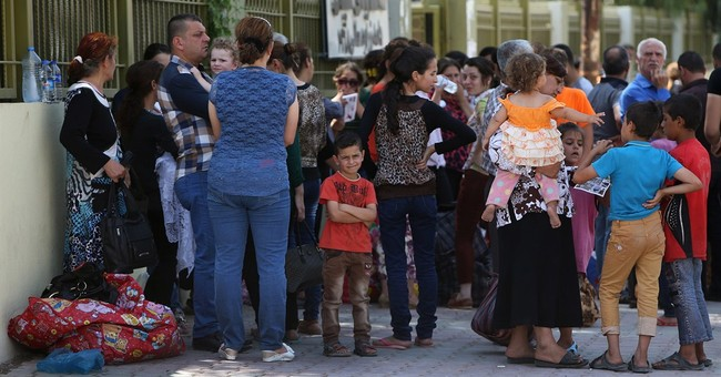 Iraqi Christians return to villages