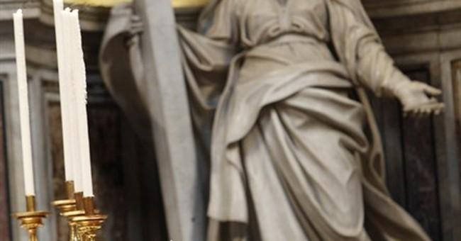 Pope leads long Vatican Mass after health setbacks