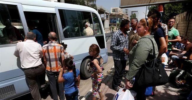 Iraqi Christians return to villages