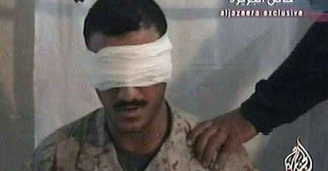 Marine who disappeared in Iraq in 2004 back in US