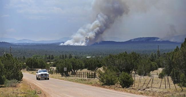 Crews continued progress against Arizona wildfire
