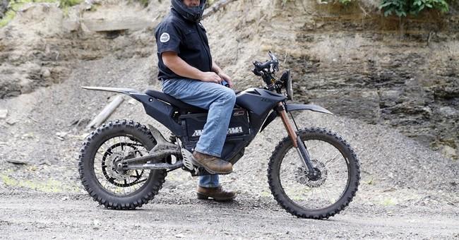 Harley helps put electric motorcycles in spotlight