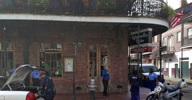 Police: 9 shot on Bourbon Street in New Orleans