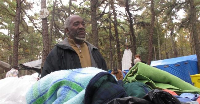 New Jersey's Tent City homeless encampment closes